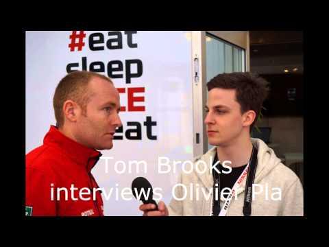 Tom Brooks interviews Olivier Pla