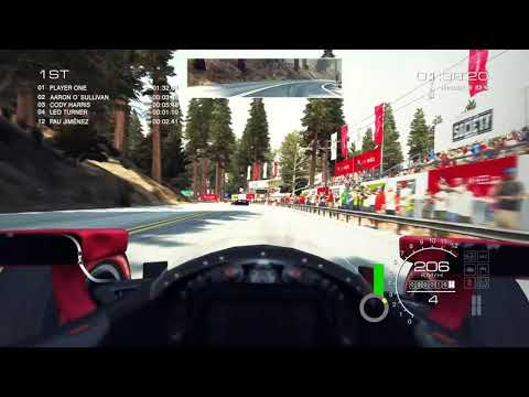"GRID Autosport - ""Golden Coast"" 02:47.986"