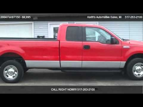 Ford F Xlt Supercab Long Bed Wd For Sale In Adrian Mi