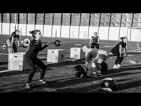 CrossFit QuickSand in Amman Jordan