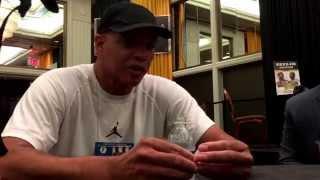 Virgil Hunter Harsh Message To Keith Thurman - Esnews Boxing