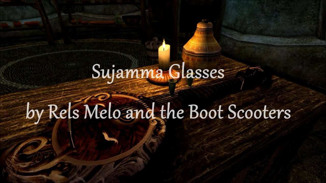 Sujamma Glasses by Rels Melo and the Boot Scooters