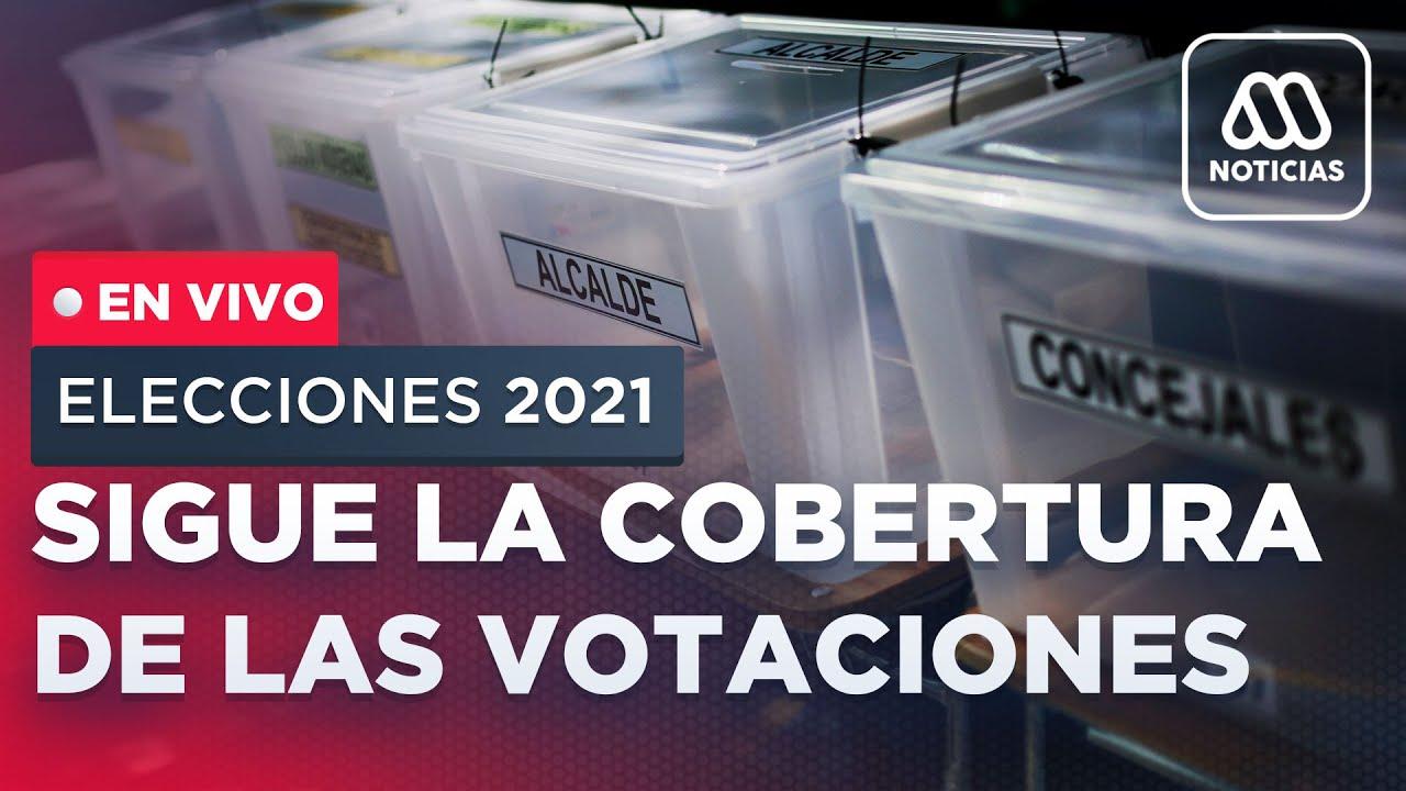 EN VIVO | Comienza histórica jornada de elecciones en Chile