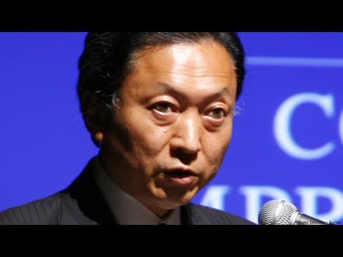 Yukio Hatoyama is a string of verbal abuse criticism flooded ...