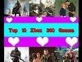 My Top 10 Best Xbox 360 Games