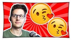 Was BEDEUTET der Kuss-Smiley? | DUMM mit Klengan