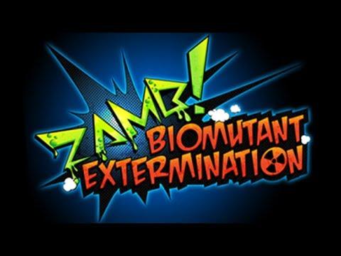 ZAMB! Biomutant Extermination:Apresentando o game |
