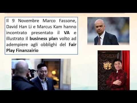 Voluntary agreement: il caso del Milan