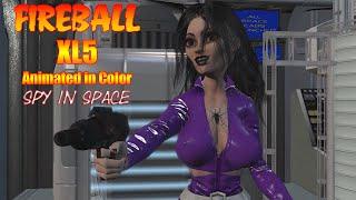 Fireball XL5 Spy in Space