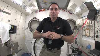 NASA Astronaut Discusses Life Onboard ISS with Texas Legislator