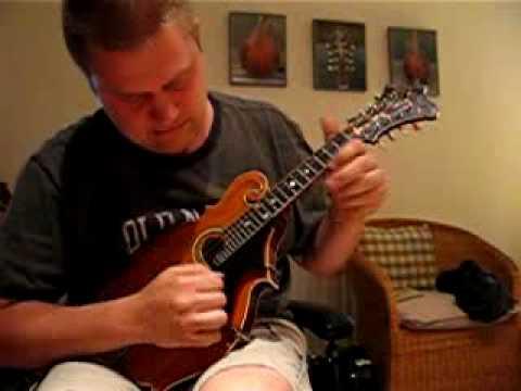 Irish Reel on an old Gibson F4