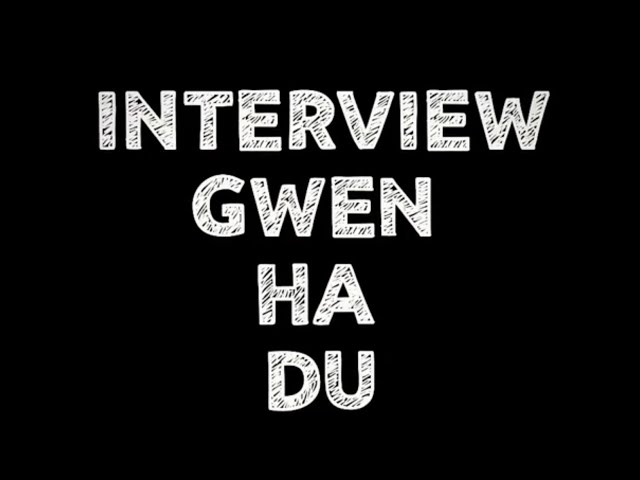 Interview Gwen ha du #1 : Hervé Hamon