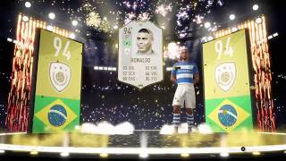 FIFA 19 - 94 ICON RONALDO IN A PACK