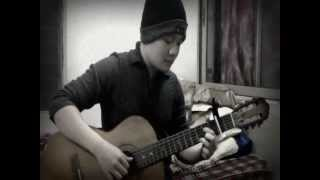 Song for a stormy night (Acoustic) - Cover Secret Garden