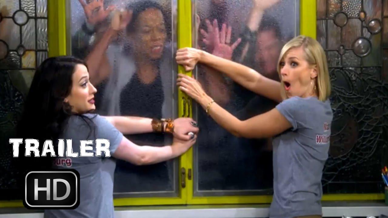 Download 2 Broke Girls   Season 5 Trailer
