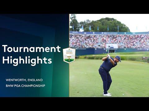 Tournament Highlights | 2021 BMW PGA Championship