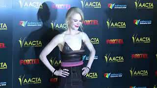Event Capsule Clean   6th Aacta International Awards