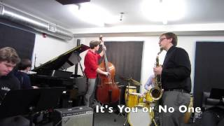 Tim Murphy 2015 Next Generation Jazz Orchestra Audition