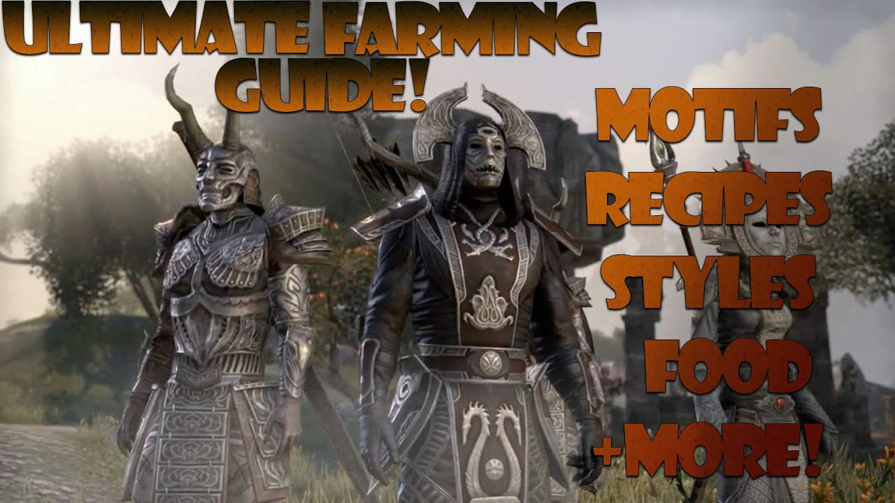 Best farming guide epicrecipes motifs more eso farming best farming guide epicrecipes motifs more eso farming exploit money making guide 2017 youtube forumfinder Image collections