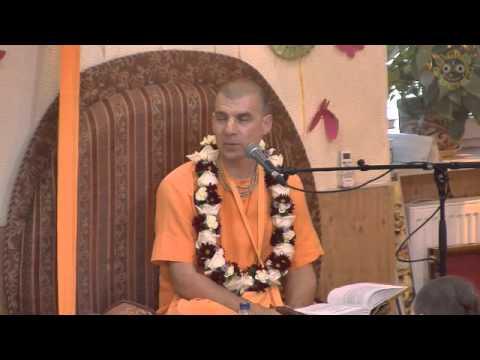 Шримад Бхагаватам 4.18.1-3 - Бхакти Расаяна Сагара Свами