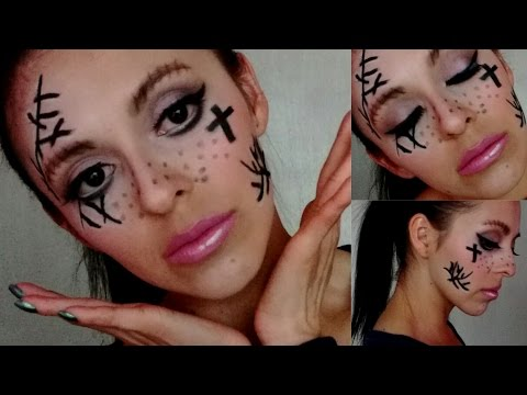 Maquillaje Halloween: FANTASMAL 👻 |
