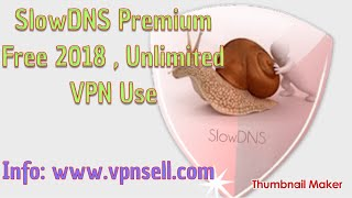 SlowDNS Premium Account Free 2018/ Check Descriptions Link