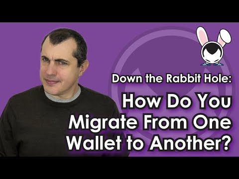 Down the Rabbit Hole: How Do You Migrate From One Cryptocurrency Wallet to Another?