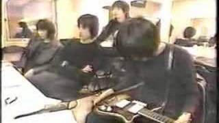 恵比寿ダイナマイ! 1998 YEBISU THE GARDEN HALL バックステージ.