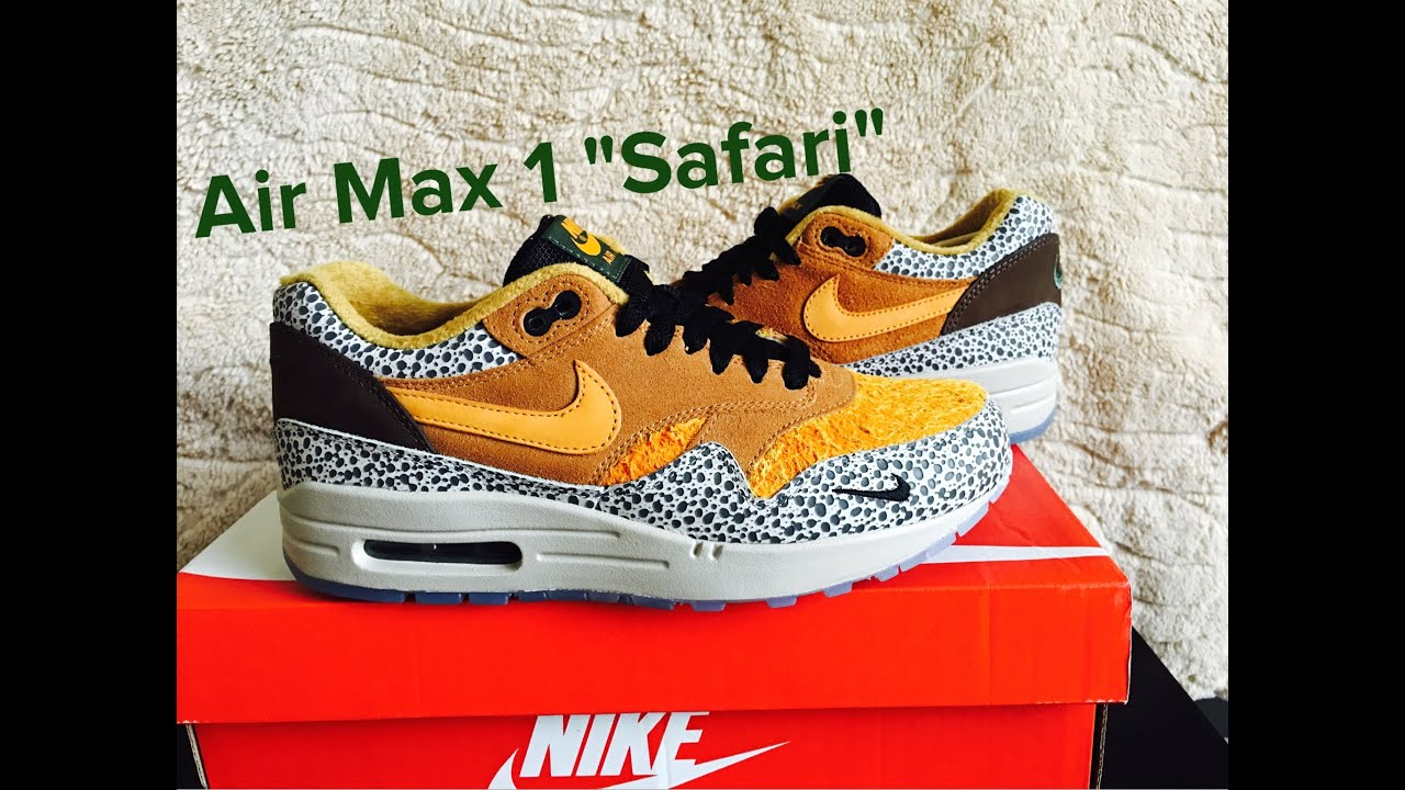 quality design 79963 80840 Nike Air Max 1