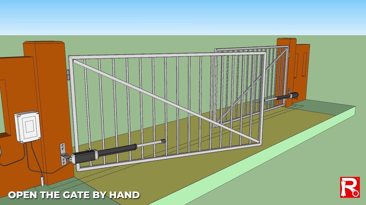 Gate Equipment - Richmond Wheel & Castor Co
