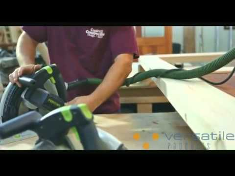Cantrell Construction   Festool Domino Joiners