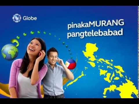 Telebabad with Globe DUO International for only $10