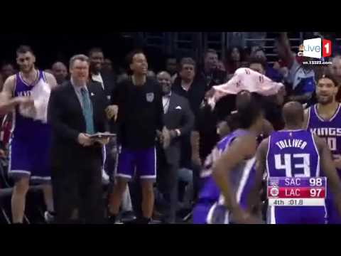 🏀 Sacramento Kings' Amazing Comeback from 18 Down with 5 Minutes Left!