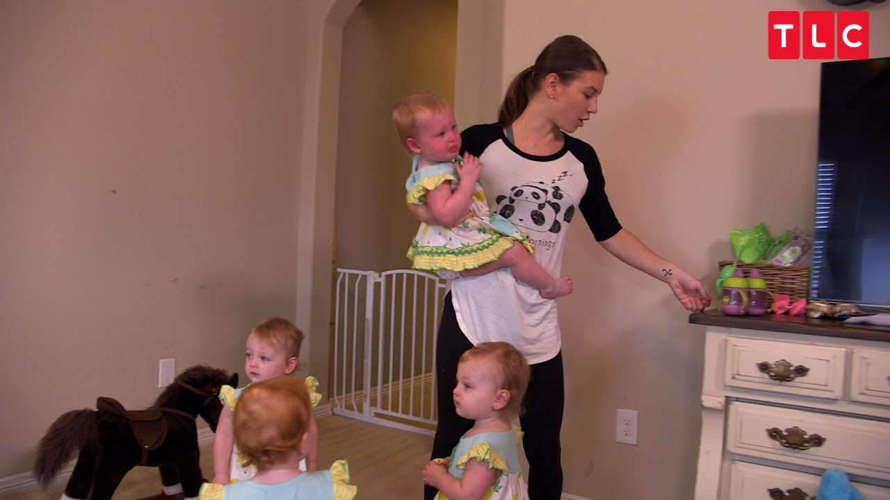 More Than Just A Handful The Busby Quints Are Back Outdaughtered