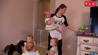 More Than Just A Handful, The Busby Quints Are Back! | OutDaughtered