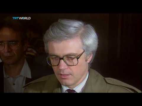 Vitaly Churkin 1952-2017: Russian ambassador to the UN dies suddenly