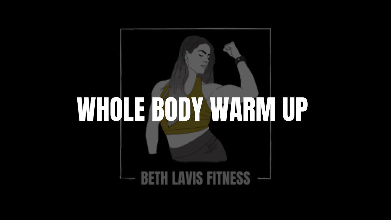 Pulse Raiser Warm up   July   Beth Lavis Fitness