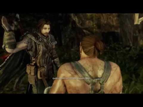 L'ombra di Mordor ITA gameplay
