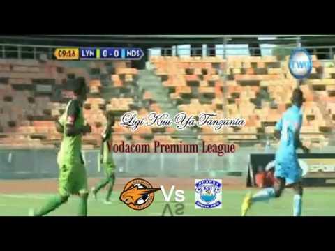 Ligi Kuu Ya Tanzania/African Lyon VS NDanda Sport Club