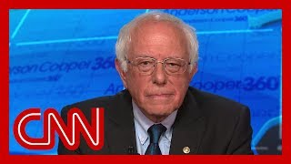 Bernie Sanders says Trump is a 'corporate socialist'