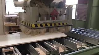GRIGGIO GT 4S Used Wood CNC machining centre