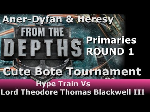 FtD Cute Bote Tournament: Primaries, Round 1: Aner-Dyfan Vs Heresy (and the rules)