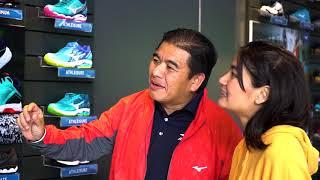 แนะนำการเลือกรองเท้าวิ่ง โดย Mizuno Thailand ตอนที่1
