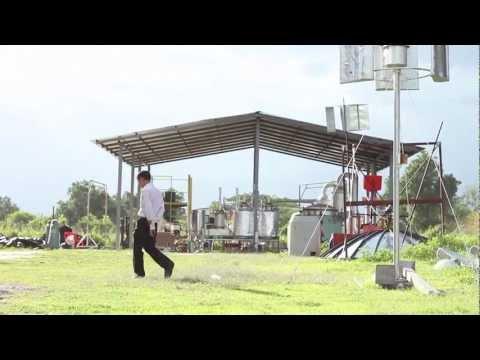 "iCARE Award 2012 : โจทย์ ""กิจการไฟฟ้าชุมชน Wind Solar"""