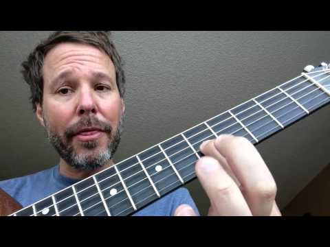 Chromatic Scale - Quick and Easy Guitar Lesson