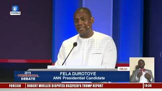 We Will Drive Aggressively, Land Use For Agriculture To 50 Percent - Durotoye