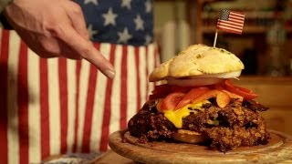 Chili Con Carne Burger - BBQ Grill Rezept Video - Die Grillshow 78
