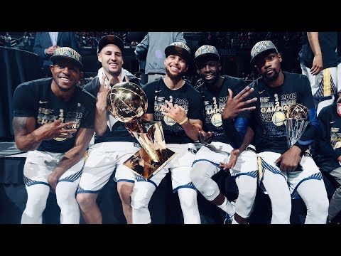 Warriors Will Appear In 5th Consecutive Finals | Relive Best Moments From The 2015-2018 Finals