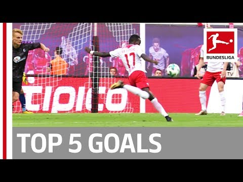 Lewandowski, Sahin, Bruma and More - Top 5 Goals on Matchday 02