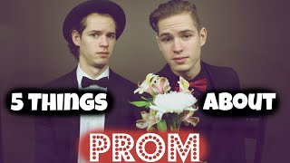 5 Must Know Prom Tips! | Jordan & Tyler